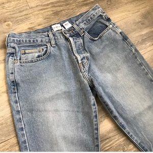 Vintage Calvin Klein 90s Boyfriend Style Jeans